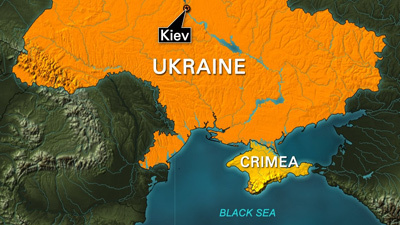 Crimea in the balance between West, East
