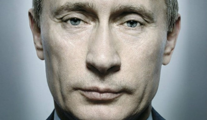 This photo of Russian President Vladimir Putin by photographer Platon appeared in Time Magazine and was the World Press Photo of 2008. Photo used under Fair use exemption for educational purposes.