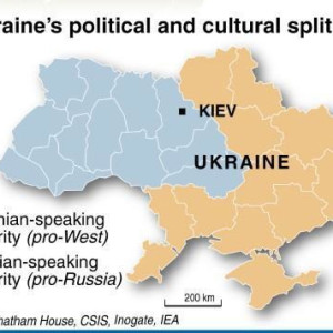 Explainer: Ukraine, An Ethnic, Geographic And Cultural Quarrel That Just Won't End