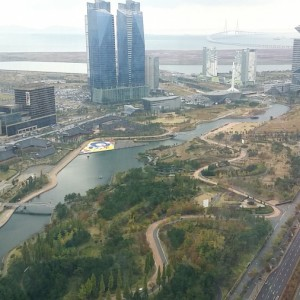 Songdo balances yin and yang of hosting international sports event