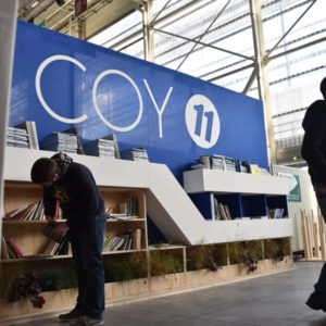 COY11 kicks off: 'Your message is here' on climate change