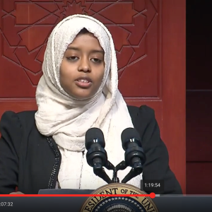 Transcript Of Obama's Address To Islamic Society Of Baltimore