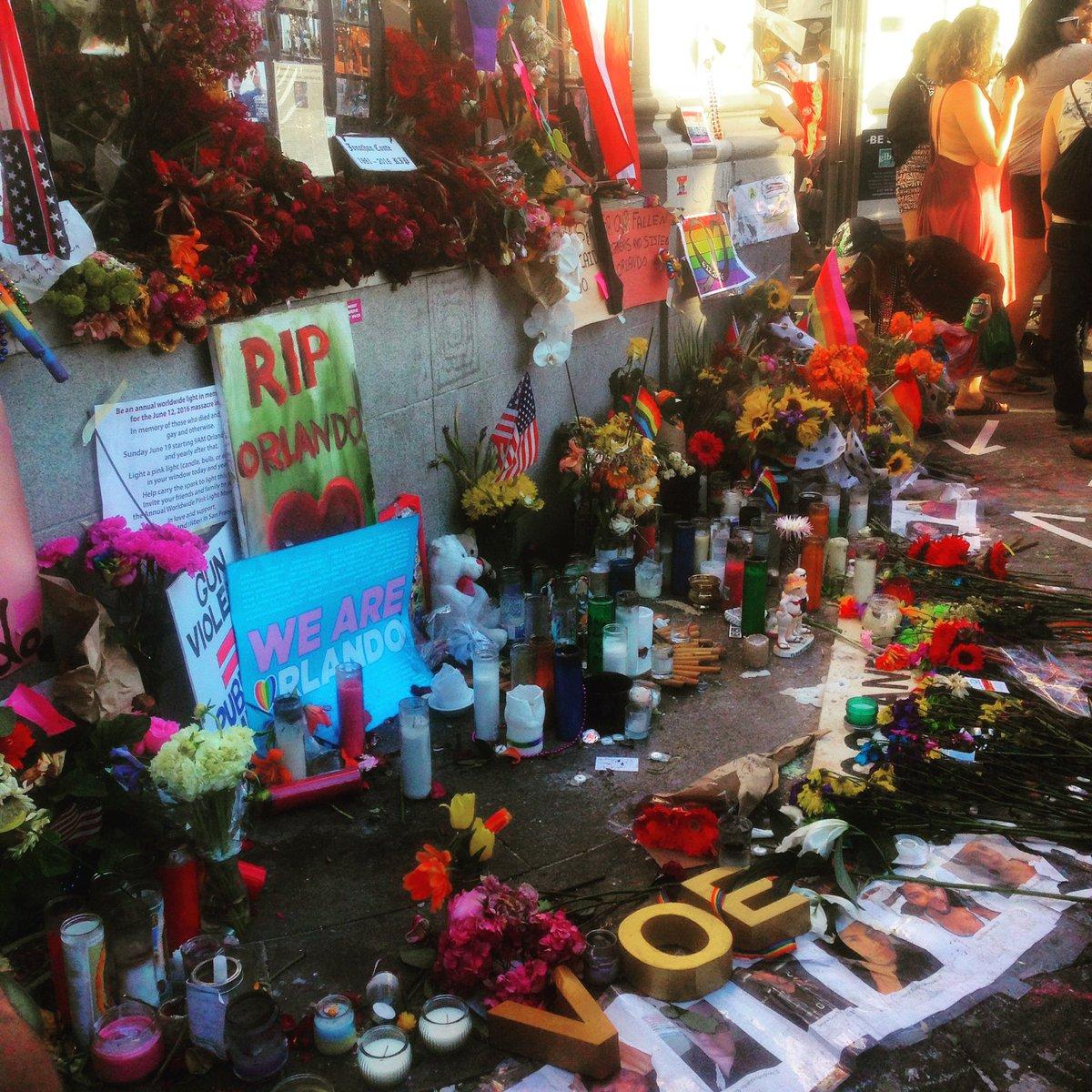 San Francisco celebrates gay pride amid tightened security