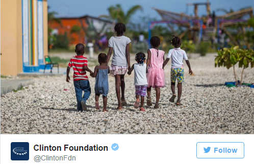 Clinton Foundation programs in limbo as election looms