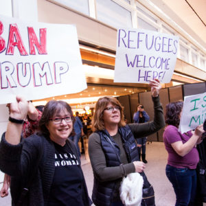 OPINION: Struggle against Muslim travel ban is exactly what it means to be American