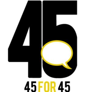 #45for45 kickoff: Youth to weigh in on Trump's first 100 days