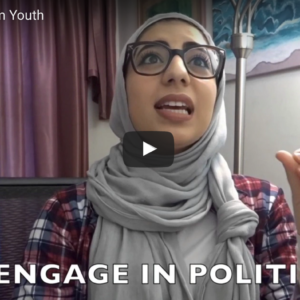 VIDEO: Tips for Muslim youth — don't fear who you are, engage in politics