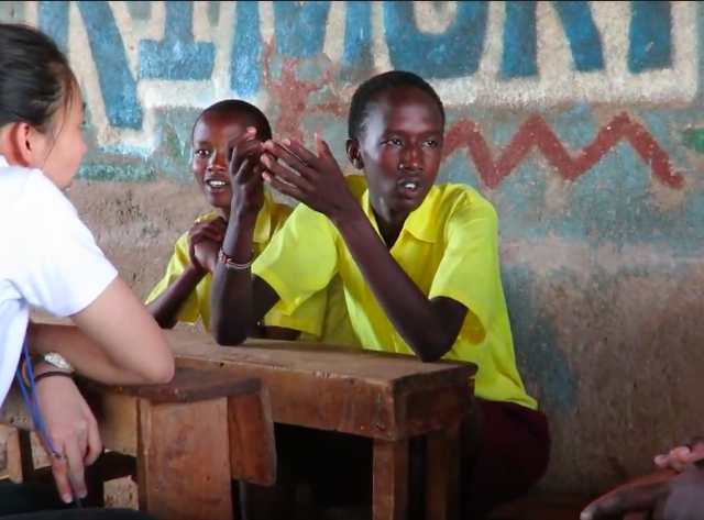 More than just numbers: Kenya students score high in happiness