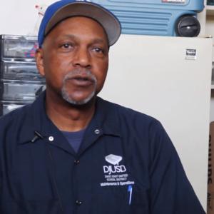 VIDEO: High School Custodian Explains Job Difficulties