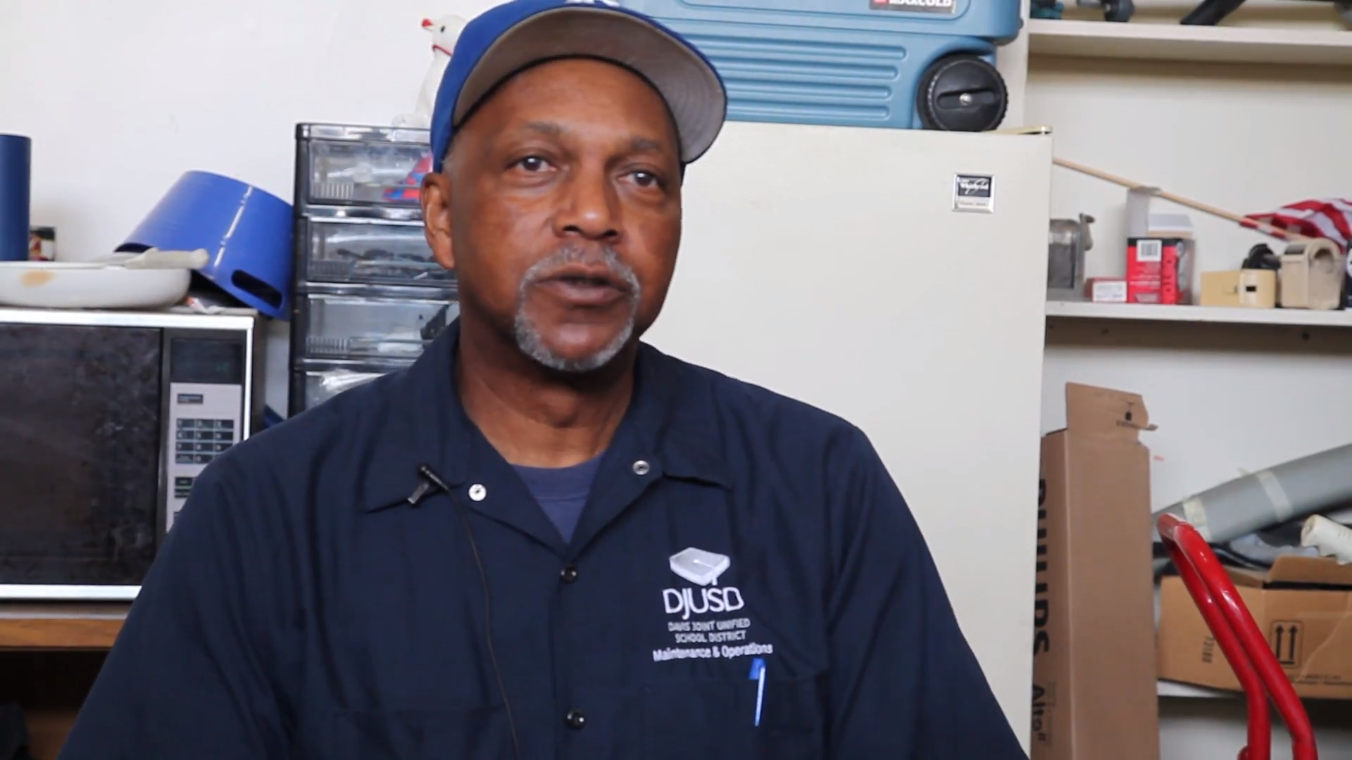 VIDEO: High School Custodian Explains Job Difficulties