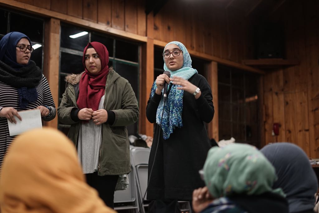 More Than S'mores — Muslim Youth Camp Nurtures Students For A Life Of Advocacy