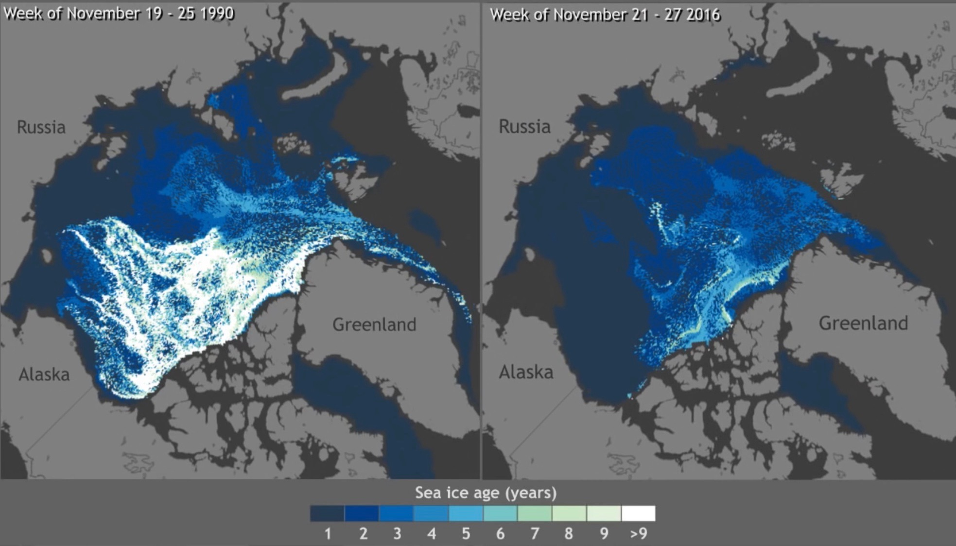 VIDEO: Climate Change Is Snowballing, But Not In A Good Way